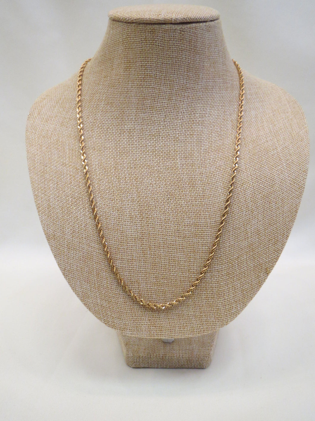 ADO | Gold Braided Thick Chain - All Decd Out