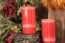 Pillar Candle Fitz and Floyd Holiday Collectible Candle