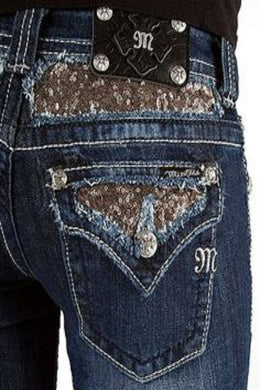 Miss Me | JP5619B Boot Cut - All Decd Out