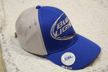 Bud Light | Embellished Blue/Grey Ball Cap