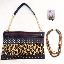 Luxcessories Inc. | Safari with Hide Messenger Leopard - All Decd Out
