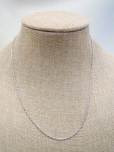 ADO | Small Simple Silver Chain - All Decd Out