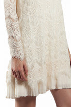 A'reve Lace Dress Cream | All Dec'd Out