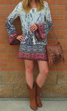 Blu Pepper Bohemian Tunic Dress | All Dec'd Out
