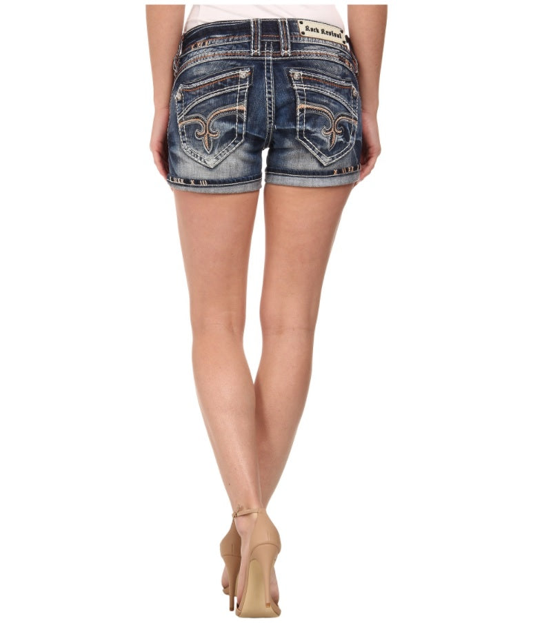 Rock Revival | Bruna Shorts