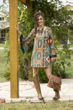 By Together | Printed Tunic Dress