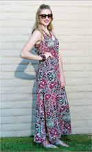 Cecico | Aztec Pattern Maxi Dress