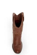 Very Volatile Dallas Cowgirl Boots Brown | All Dec'd Out