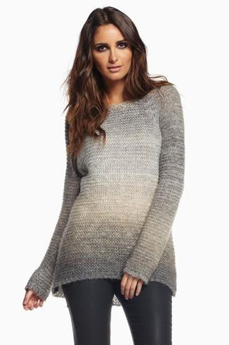 Elan | Sweater Raglan Slv Soft Loose - All Decd Out
