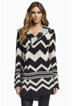 Elan Chevron Sweater Cardigan | All Dec'd Out