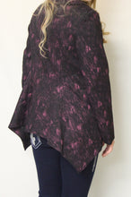 Firmiana | Button Up Jacket Magenta