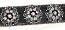 Cowgirl West | Cowhide Round Bling Conch Belt