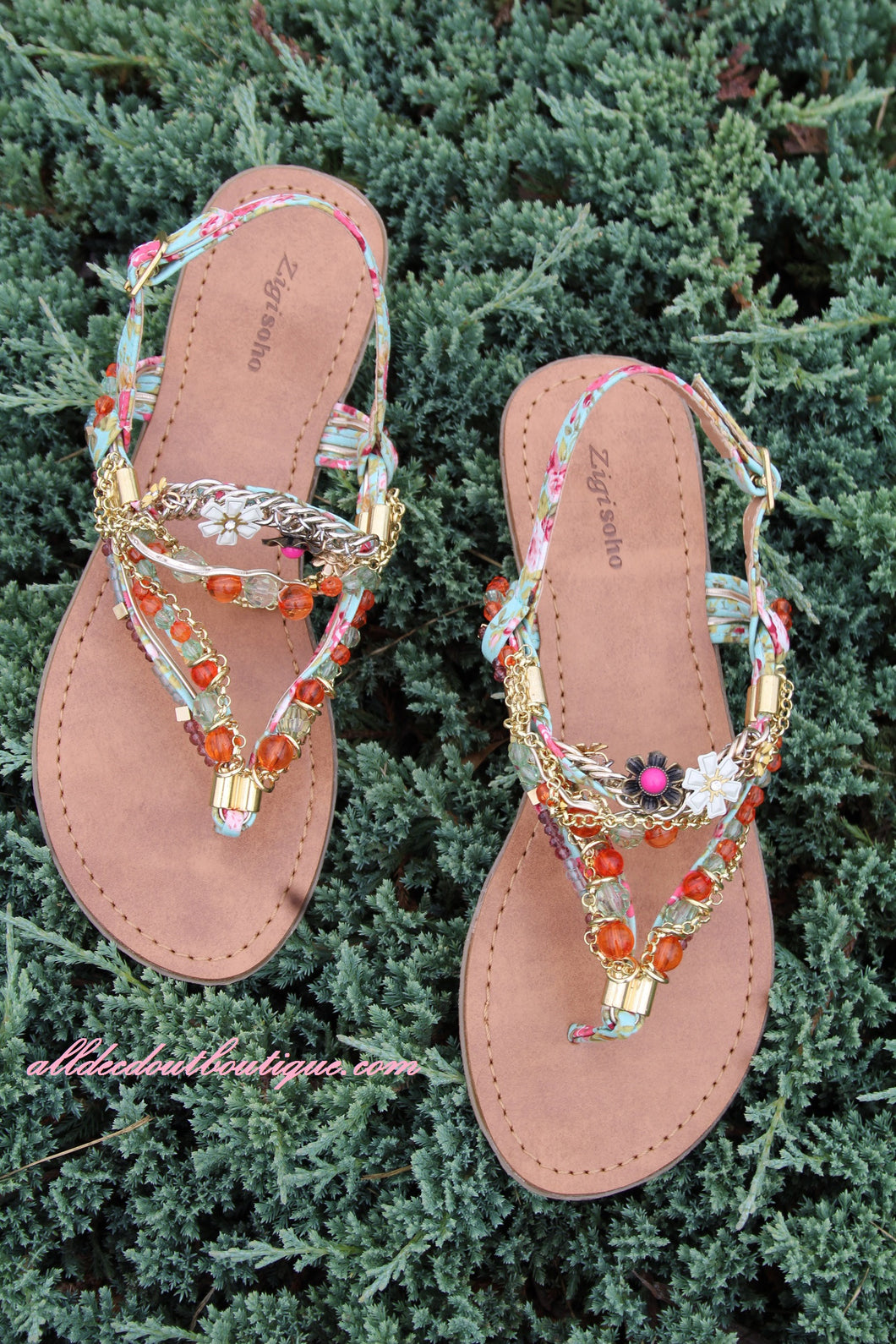 Zigi Soho | Fairy Sandal Mint