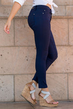 YMI Royalty For You Missy Hyper Stretch Skinny Indigo