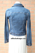 L.A. Idol | Dark Denim Jacket