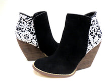 Very Volatile Movement Black w/ Lace Bootie | All Dec'd Out