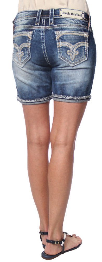 Rock Revival Dolly Short Easy | All Dec'd Out