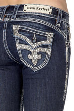 Rock Revival | Stephanie Boot Cut - All Decd Out