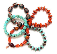 Treska | 5 Strand Beaded Bracelet Set - All Decd Out