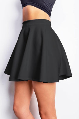 ADO | Skater Skirt Black