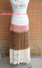 T*PARTY | Maxi Skirt Pink Tie Dye