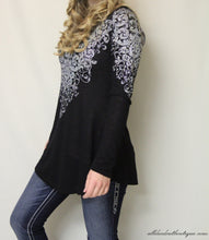 Vocal | Tunic/Top with Bling Black