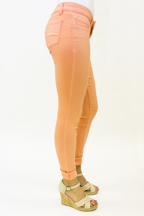 af985dd2325aa YMI Junior Hyperstretch Skinny Nectarine | All Dec'd Out – All Decd Out