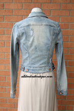 YMI | Light Wash Denim Jacket