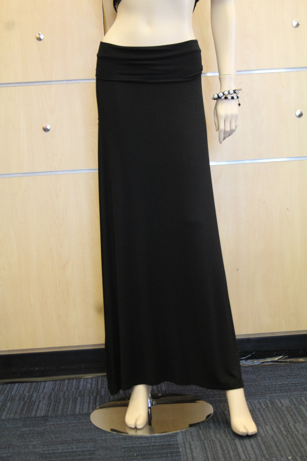 Yahada | Maxi Skirt Black