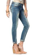 Miss Me | JS5014CK87 Cuffed Skinny - All Decd Out