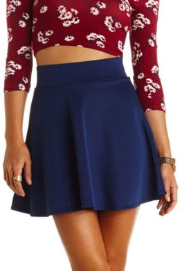 ADO | Skater Skirt Navy