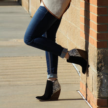 Very Volatile | Movement Black w/ Lace Bootie - All Decd Out