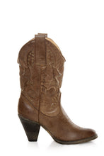 Very Volatile Denver Cowgirl Boots Tan | All Dec'd Out
