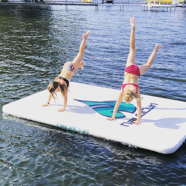 NautiPAD - Ditch your lily pad and get on a MAT