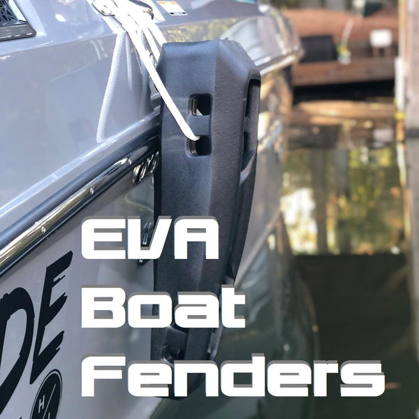 EVA Foam Boat Fenders - Now available at NautiCurl.com
