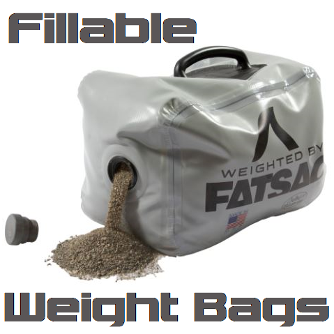 Game Changing Fillable Weight Bags