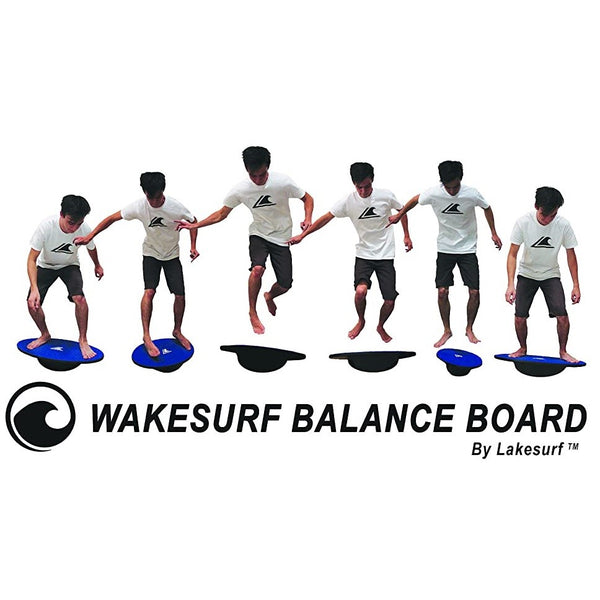 Pre-Order Sale on Balance Boards - $15 OFF - The ONLY Balance Board Designed with Wakesurfing in mind!