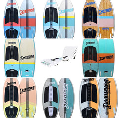 Doomswell WakeSurf Boards - Wakesurfing at NautiCurl Wake Shaper
