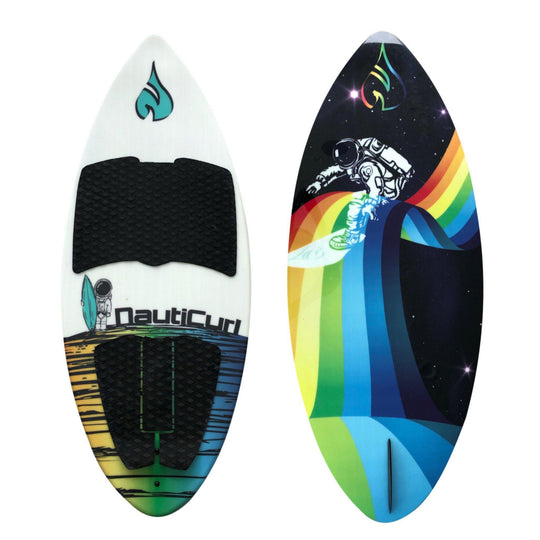 Best kid's WakeSurf Board NautiCurl