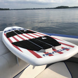 NautiCurl Traction USA Black Pad