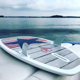 Texas WakeSurf Board USA Star