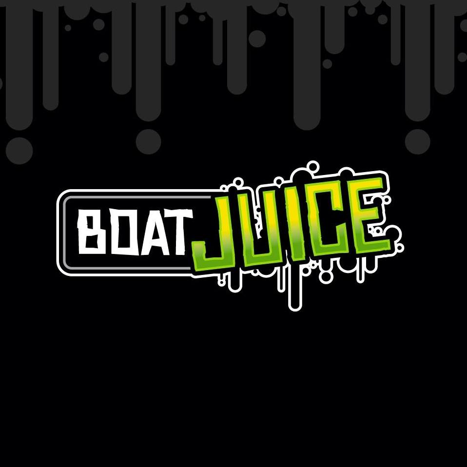 Boat Juice Logo - Best Boat Cleaner