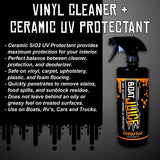 Best Vinyl Cleaner for boats, best foam flooring cleaner Boat Juice NautiCurl