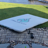 NautiPad Inflatable Swim Mat
