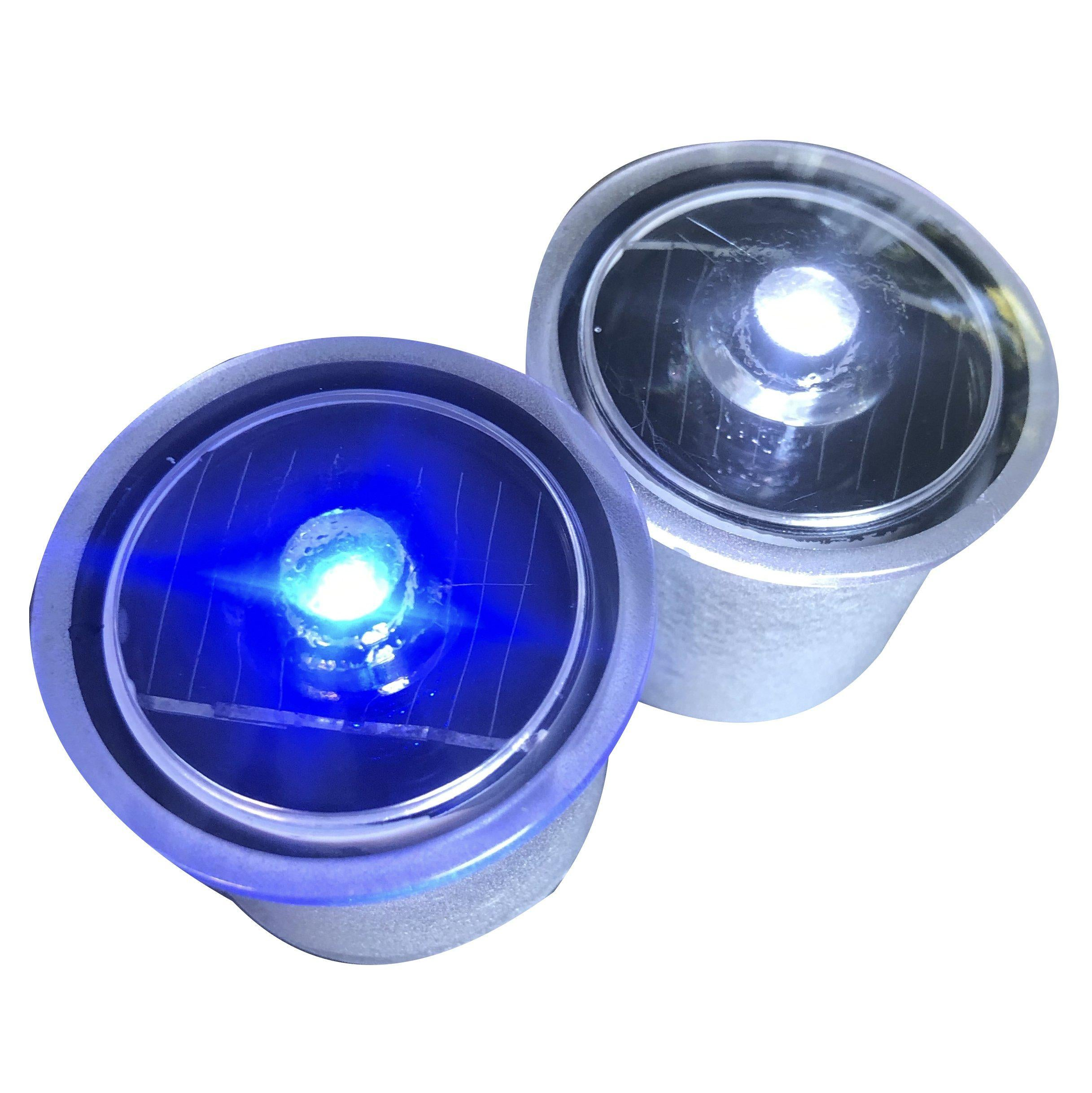LED Dock and Deck Lighting Dots Pods NautiCurl