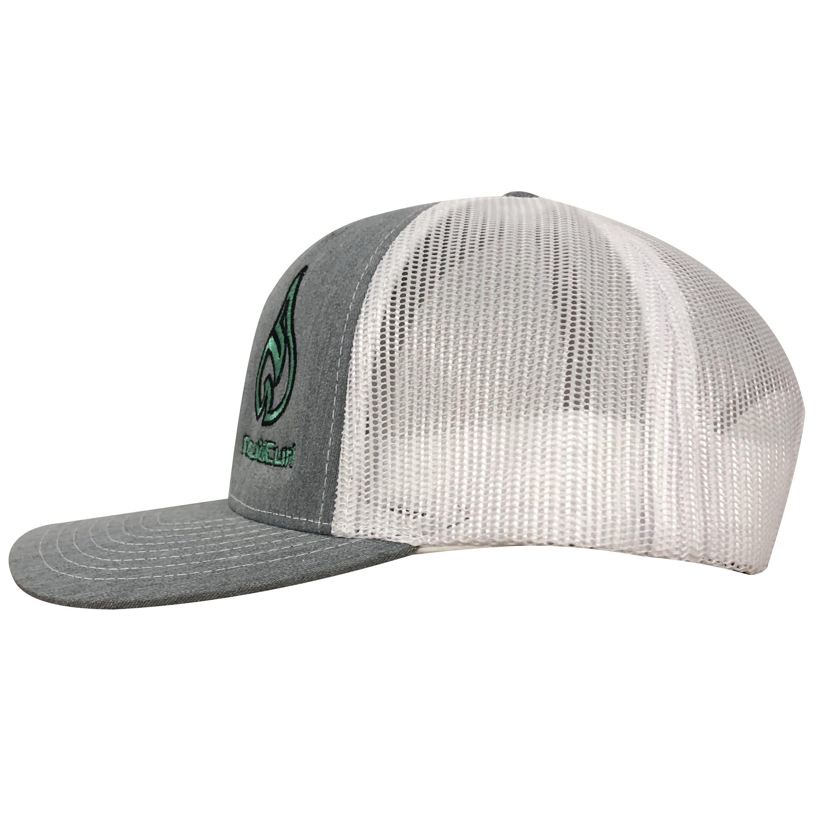 NautiCurl Snap Back Mesh Surf Hat LE
