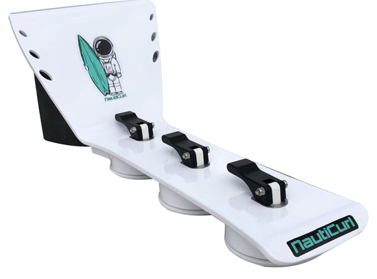 Wake Shaper Flex NautiCurl for X2 and curved hulls, skinny, slim, narrow wake gate