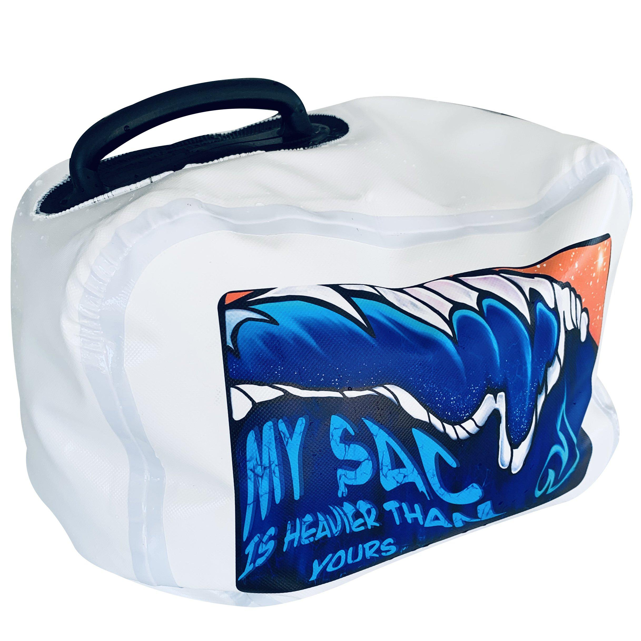 Custom Limited Edition Fillable Weight Bag - Sand or Water - 50 lbs