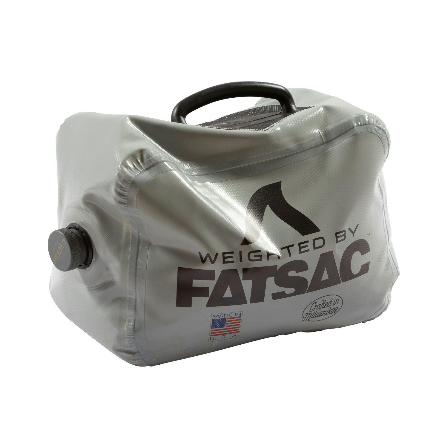 NautiCurl FatSac Fillable Weight Bags Ballast with easy lift handle - weight bag, lead wake, lead weight