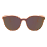 Sboji Floating Women's Sunglasses Bamboo NautiCurl Eyewear